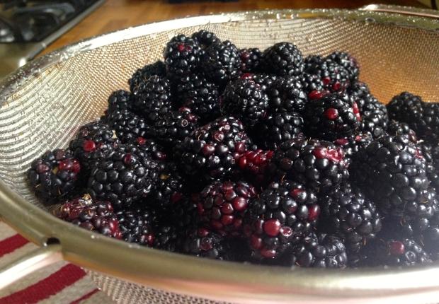 Blackberry Cobbler 2