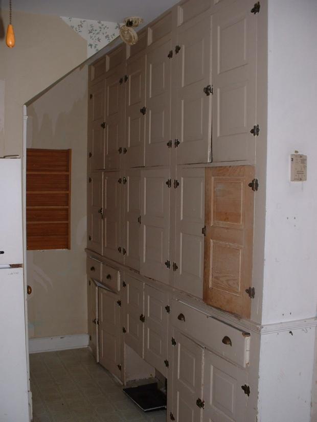 kitchen built ins